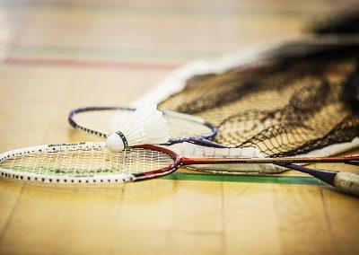 Badminton DGI Huset Nordkraft