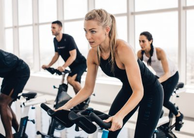 Spinning RPM Les Mills