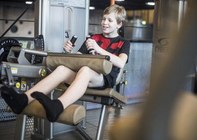 KidFit Styrketræning